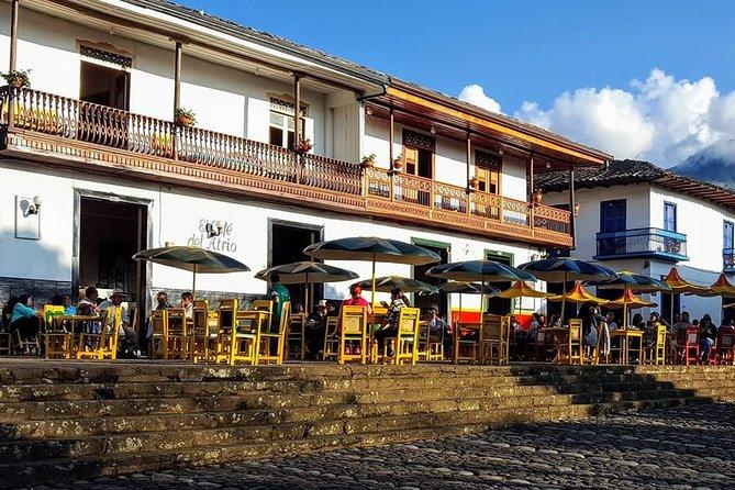 Jardín Cultural Town + Coffee Farm Experiences Day Tour