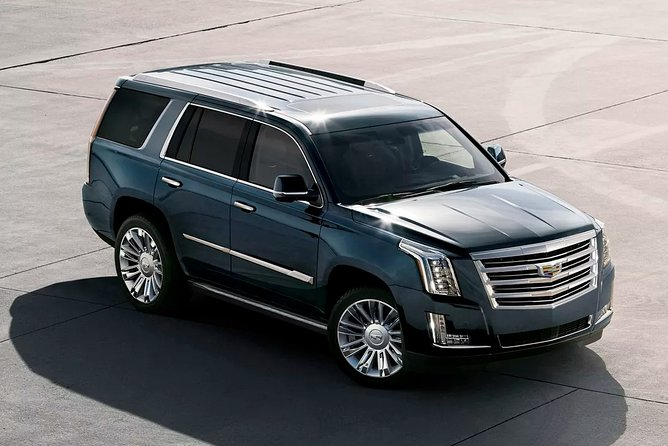 Arrival Private Transfer Dallas Airport DAL to Dowtown Dallas by Luxury Vehicle