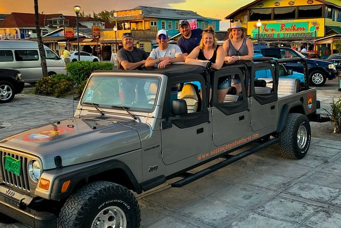 Funky Nassau Jeep Adventure