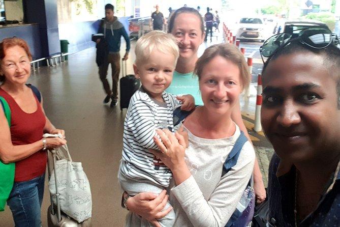 Private Transfer from Sri Lanka Airport to Mirissa beach