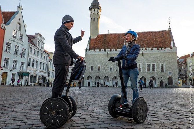 Tallinn Segway and Food Tour