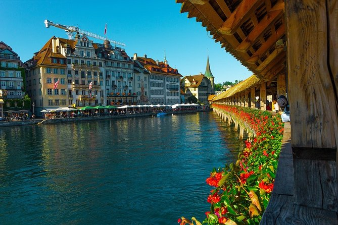 """2 Days """"Jewels of the Alps"""" from Lucerne"""
