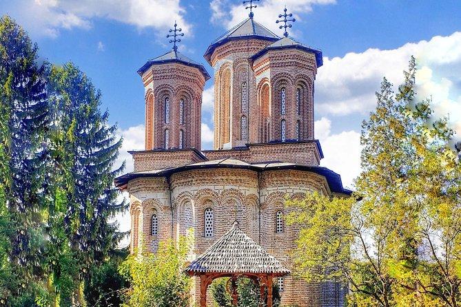 Dracula's Tomb, Mystical Monasteries and Mogosoaia Lake Palace - Private Tour