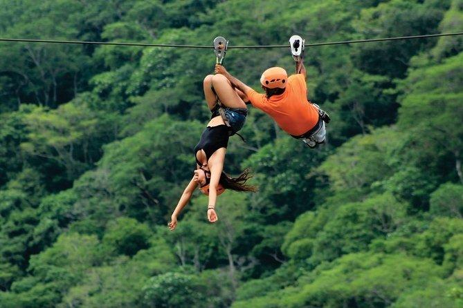 Canopy Zipline in Puerto Vallarta, Best Zip Lines in PV!