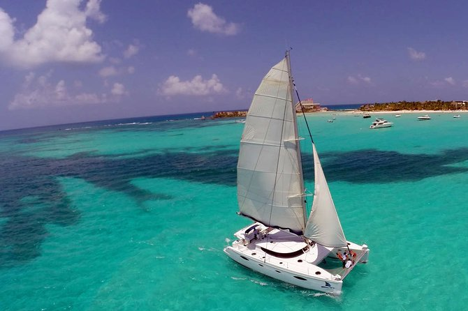 Cancun Isla Mujeres Catamaran Tour