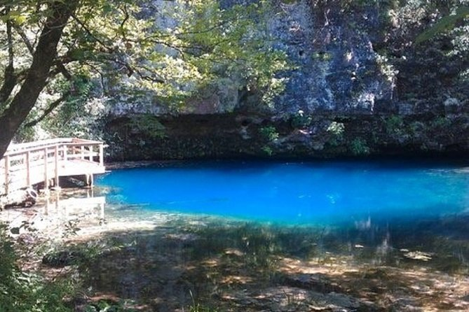 Private Bus Tour to Blue Spring and Ozark Mountains
