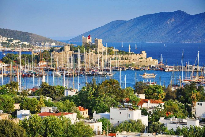 Bodrum Cruise Excursion - Bodrum City Tour