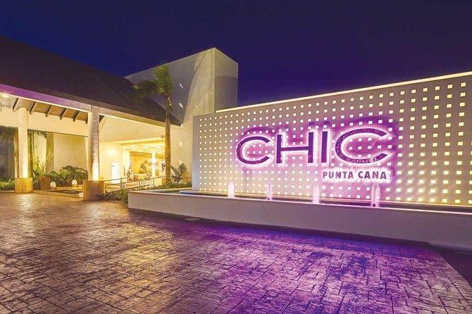 Punta Cana (PUJ) to CHICK RESORT ROUND TRIP