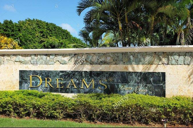 Punta Cana (PUJ) to DREAMS PUNTA CANA RESORT UVERO ALTO ROUND TRIP