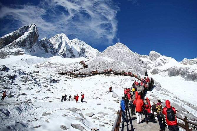 2-Day Private Lijiang Highlights Tour from Shenzhen by Plane
