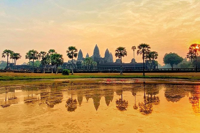 2-Days Tour (The Best Historical of Khmer Empire)