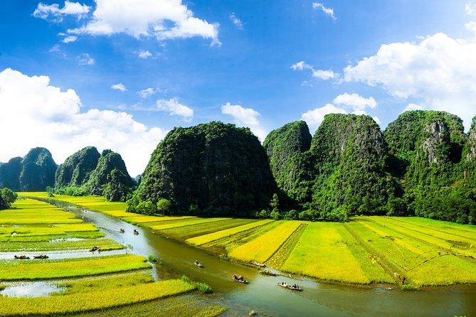 Multi-Day Ninh Binh - Cat Ba island - Lan Ha bay boat