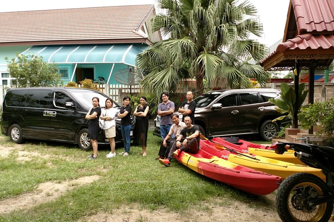 Private Transfer from Chiang Rai to Chiang Mai