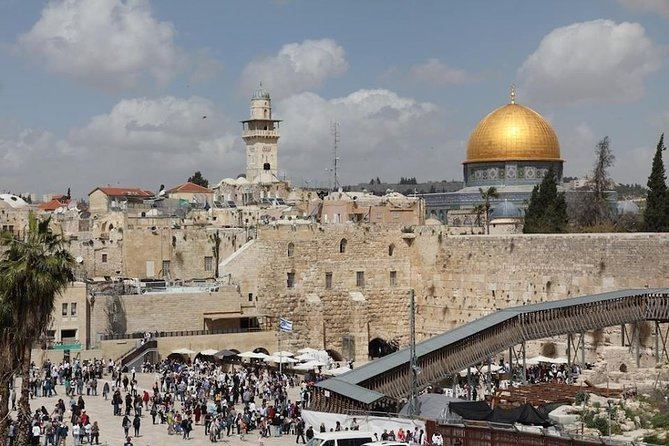 Jerusalem Old City Tour – Jewish Heritage