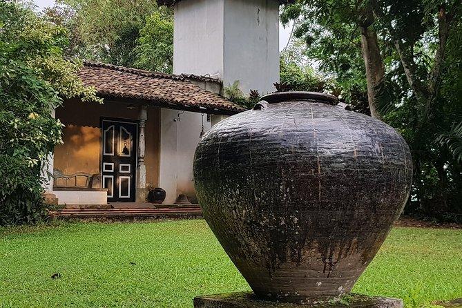 Kalutara,Lunuganga & Brief Garden Tour from Colombo
