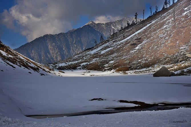 Weekend Trip To Kareri lake in November