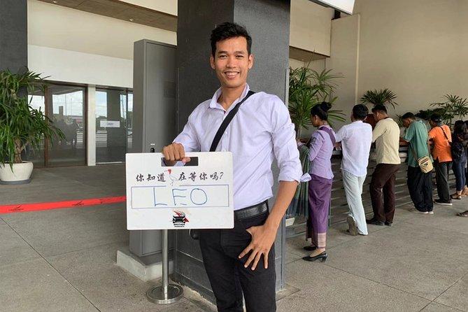 Phnom Penh Airport Pickup/Transfer