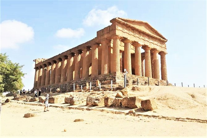Tour of Agrigento - Valley of the Temples and Scala dei Turchi
