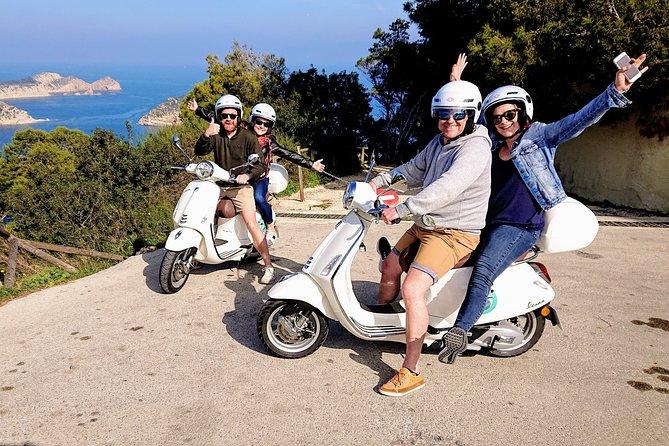 Javea Vespa Tour