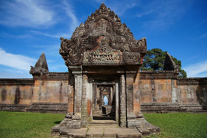 2-Day Siem Reap and Preah Vihear Tour
