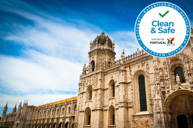 Lisbon/Sintra/Cascais/Estoril/Belem Private-No Queue Tour - Tickets Included(9h)