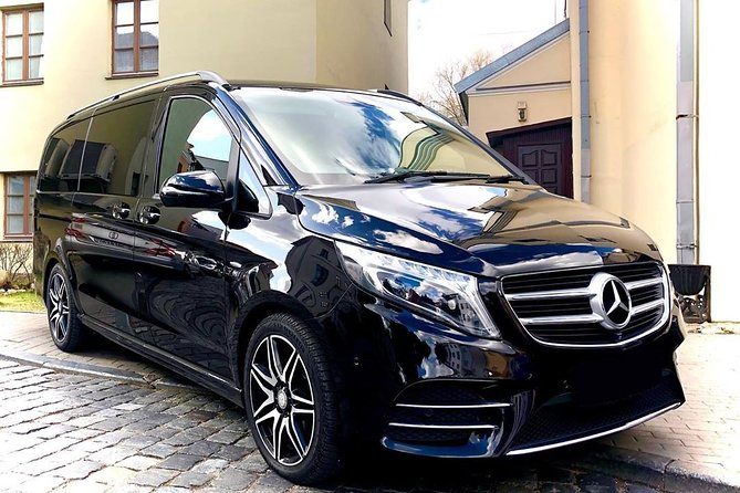 Athens Airport Transfers : Athens Airport ATH to Athens City in Luxury Van