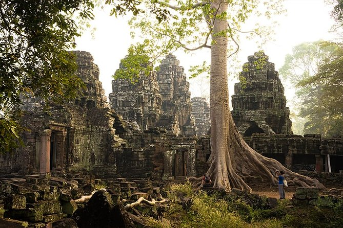 3-Day Angkor Temples Exploration Tour
