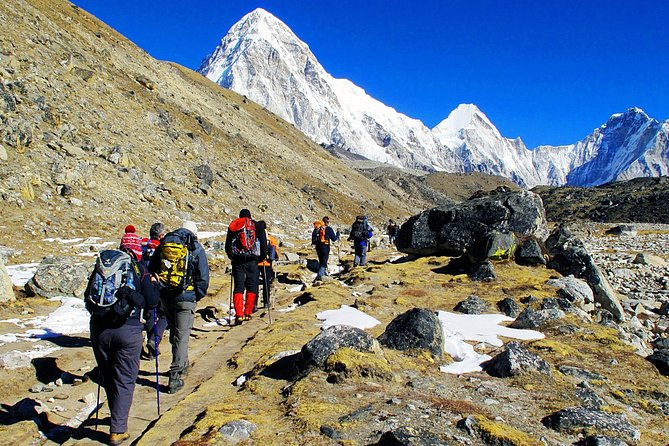 12 Days Everest View Trek with Historic Kathmandu Tour