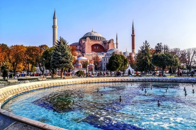 Private Istanbul Tour for Transit Passengers