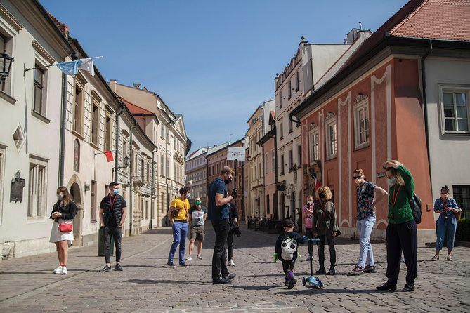 Cracow in 2 hours - Old Town Guided Walking tour