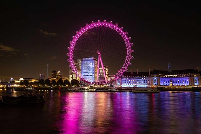 Private Full Day London Tour with Tower of London, London Eye with River Cruise