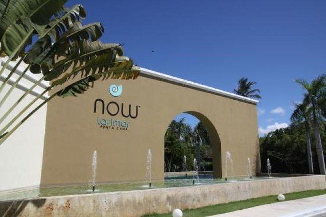 Punta Cana (PUJ) TRANSFER to NOW LARIMAR RESORT ROUND TRIP