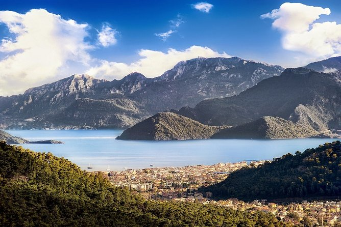 Marmaris Cruise Excursion- Full day Marmaris Tour