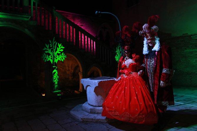 """Carnival in Love """"Le Miroir Magique"""""""