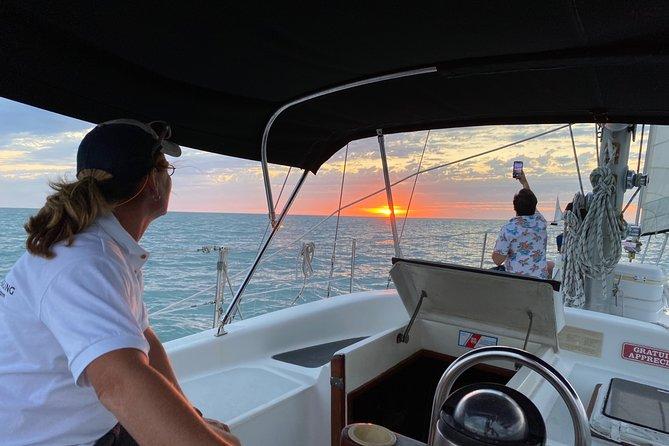 Treasure Island Sunset Sailing Experience