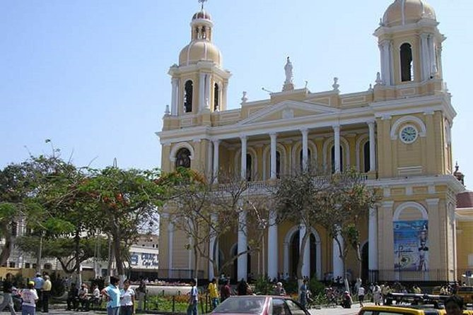 Chiclayo City Tour and Witch Market