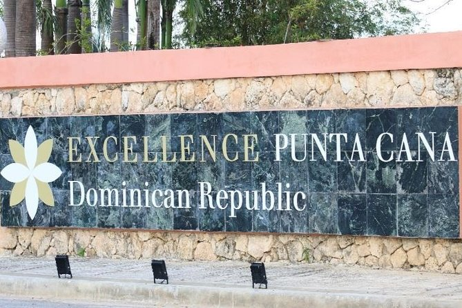 Punta Cana Airport to *Excellence* Hotels