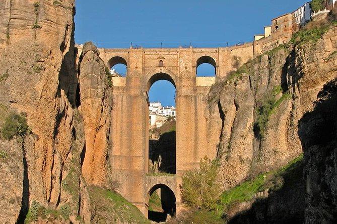 Malaga Shore Excursion: Ronda & Puerto Banus full day