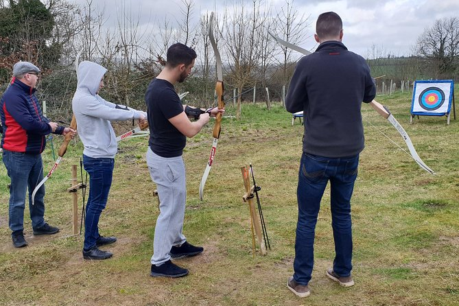 Small-Group Archery Experience in Bath