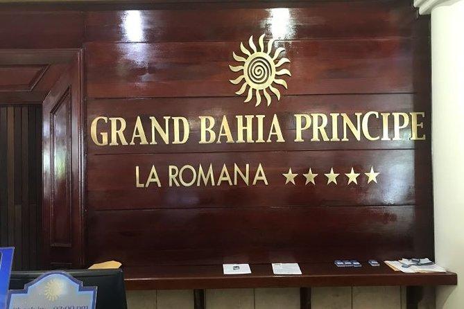 Punta Cana (PUJ) to GRAND BAHIA PRINCIPE LA ROMANA RESORT ROUND TRIP