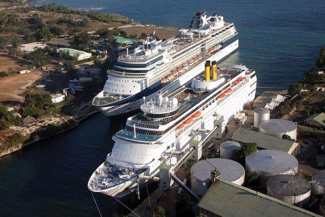 LA ROMANA CRUISE SHIP TERMINAL TRANSFER to Punta Cana (PUJ) ONE WAY
