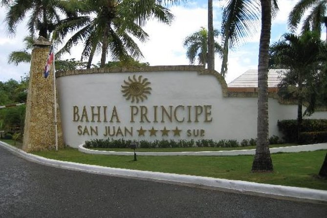 Santo Domingo (SDQ) TRANSFER to ALL RIO SAN JUAN HOTELS ROUND TRIP
