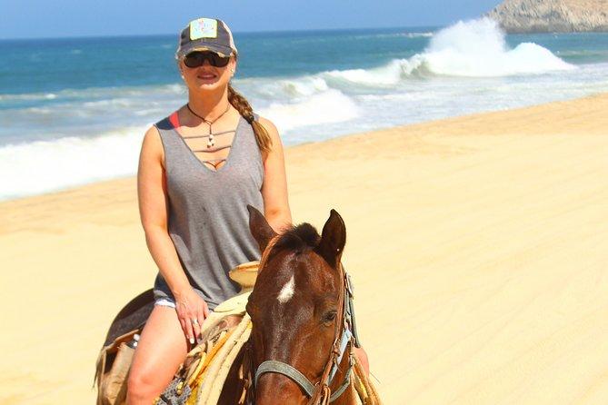 Combo RAZOR or ATV + HorseBack Riding Beach & Desert Adventure