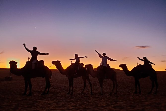 2-Day Private Merzouga Desert Tour from Marrakech