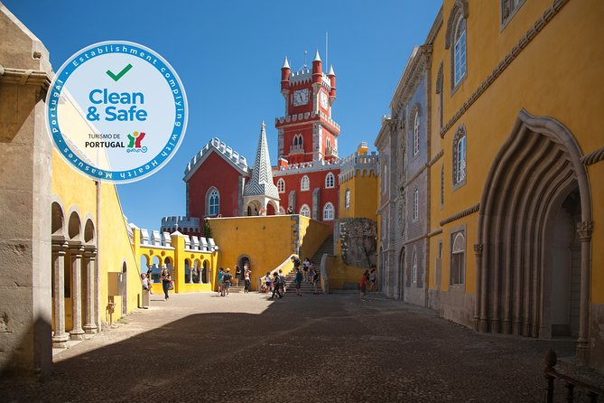 Private Day Tour: Sintra, Cascais and Queluz Palace from Lisbon