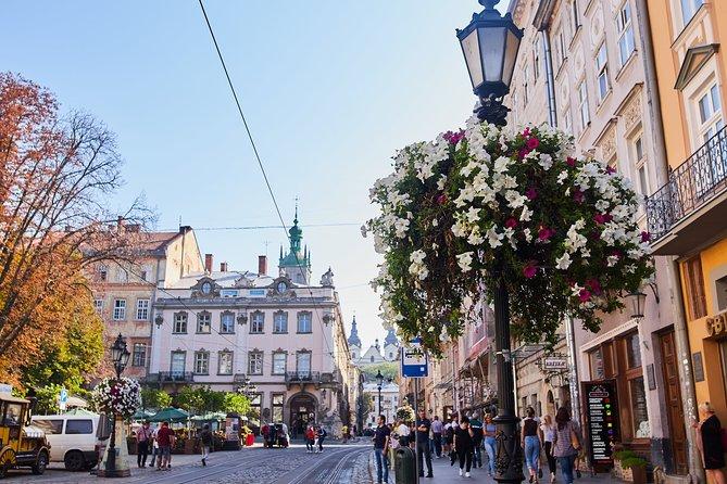 Weekend Tour in Lviv