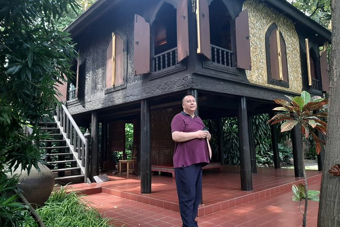 Private Tour: Jim Thompson House & SuanPakkad Palace Museum Tour