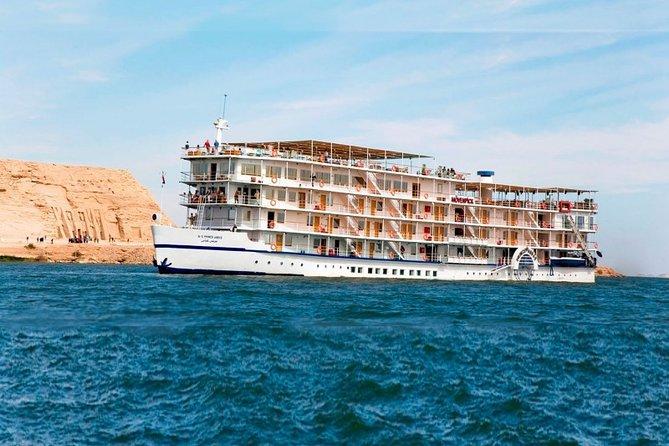 Pyramids, Nile Cruise & Lake Nasser Cruise