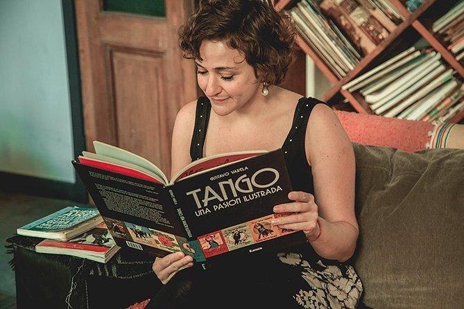 History of Tango (Virtual Live Experience)