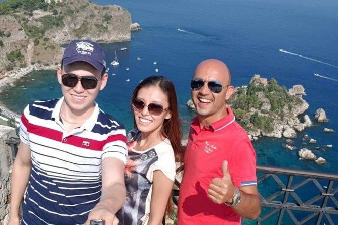 Tour Taormina and Alcantara